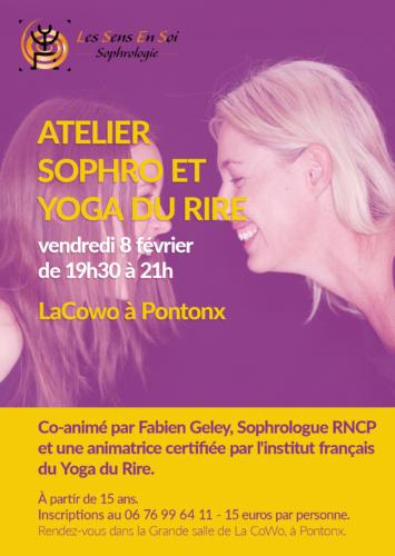 Atelier Yoga du Rire – Vendredi 8 février