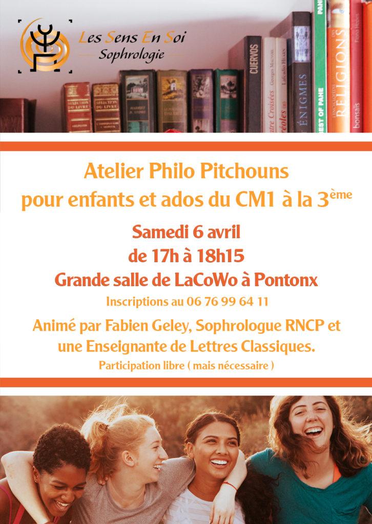 ATELIER PHILO PITCHOUNS